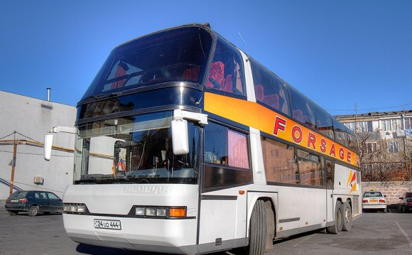 Автобус Белгород - Ереван