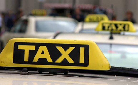 онлайн-заказа такси