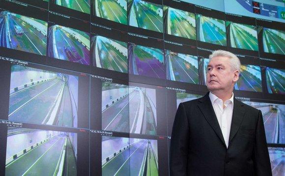 Мэр Москвы Сергей Собянин во