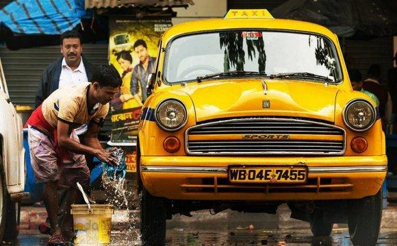 Как заказать такси на Гоа?