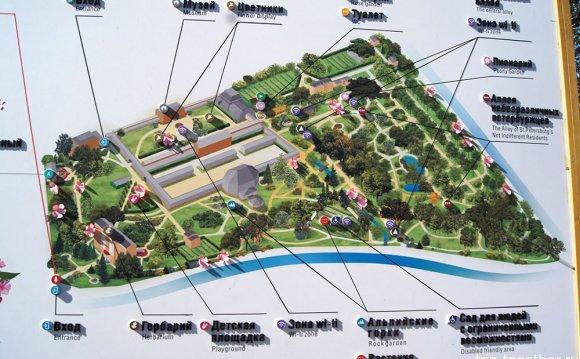 Киев Ботанический Сад Как