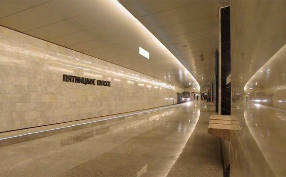 История развития метро Москвы