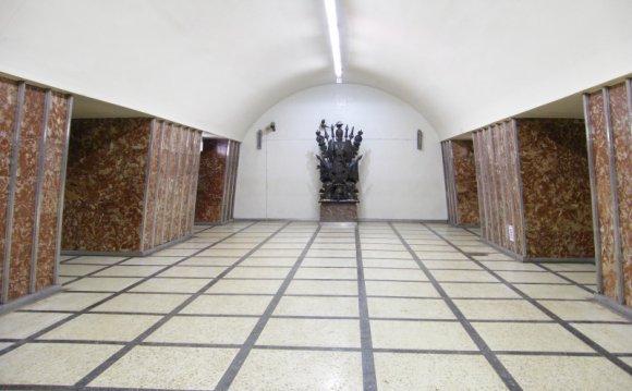 Московские ворота (станция