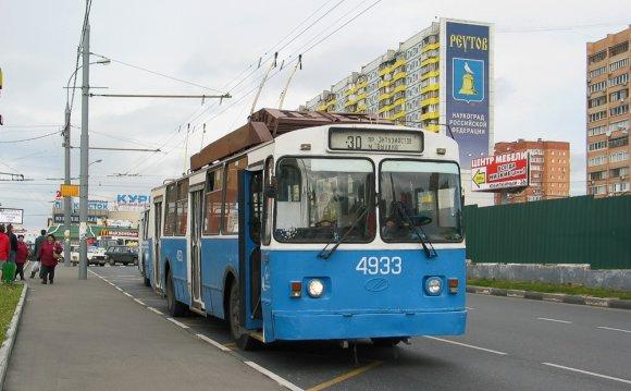 25.09.2009 первые троллейбусы