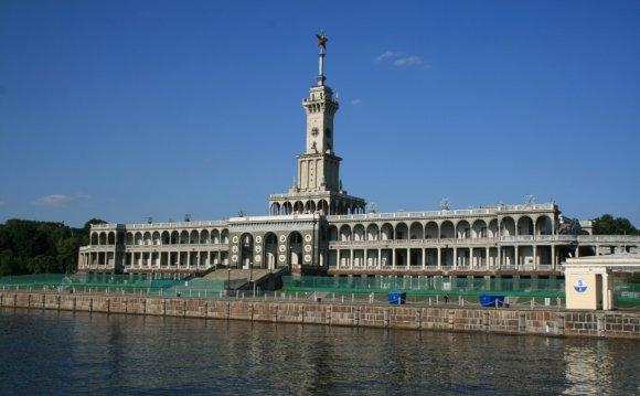 Москва Речной вокзал