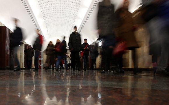 Названия станций в московском
