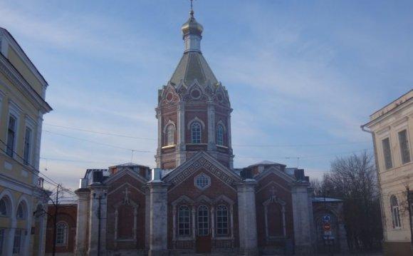 Новый Год в Рязани и Касимове