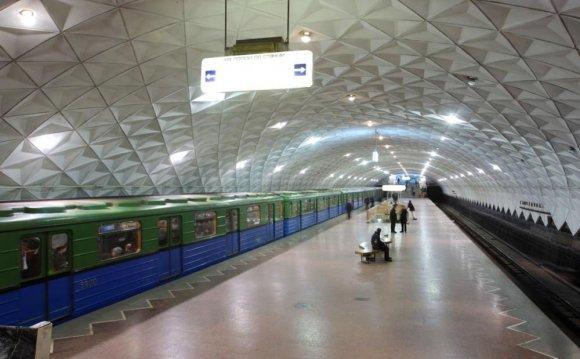 Самая глубокая станция метро в