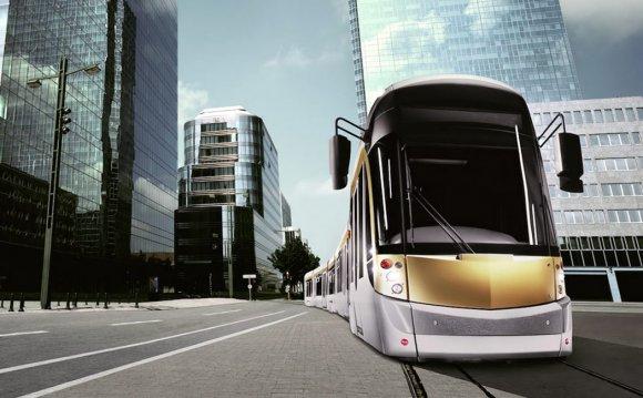 Скоростной трамвай: Москва