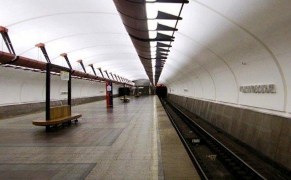 Станция метро Кожуховская: