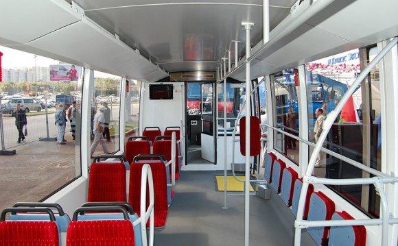 троллейбус, Москва должна
