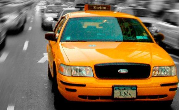 Мало кто пользуется такси