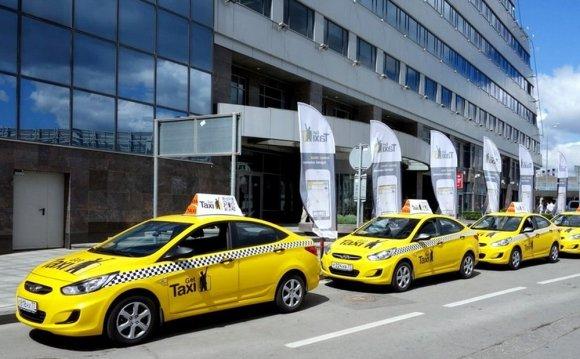 Москве. Наше такси Москва