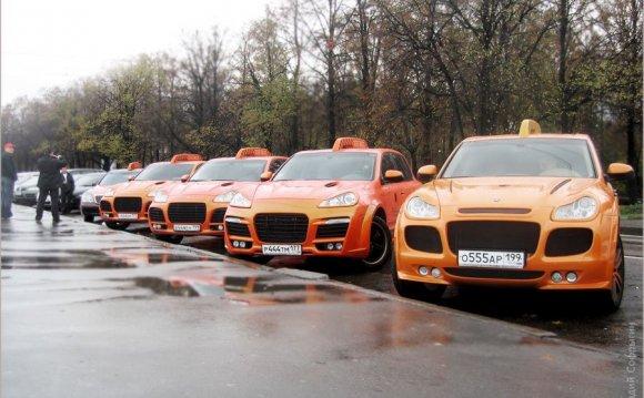 Такси в Москве цены