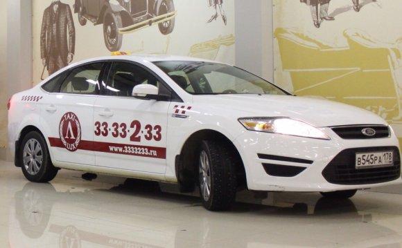 Почему заказать такси в СПб