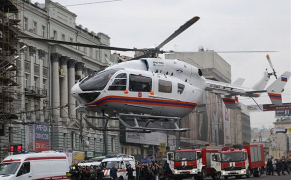 Теракты в московском метро: