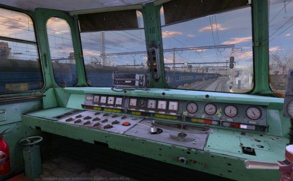 Trainz 2012: Твоя железная