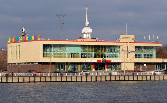 Южный речной вокзал