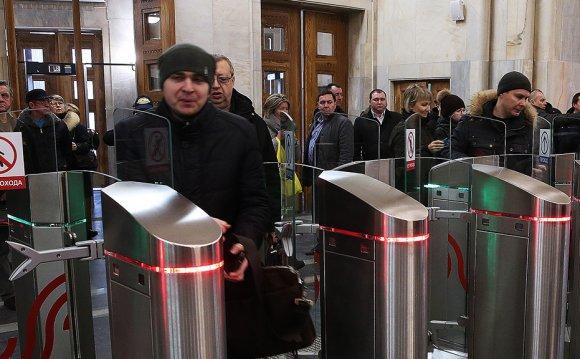 В московском метро подорожали