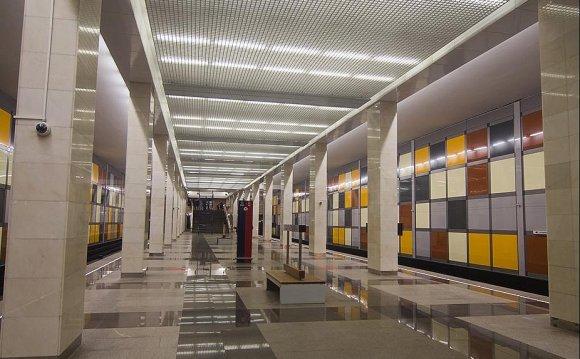 станция метрополитена