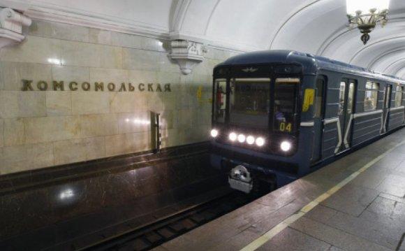 В Москве с понедельника