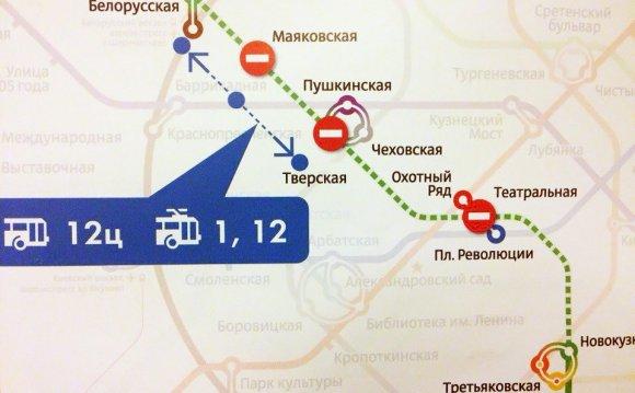 линии Московского метро