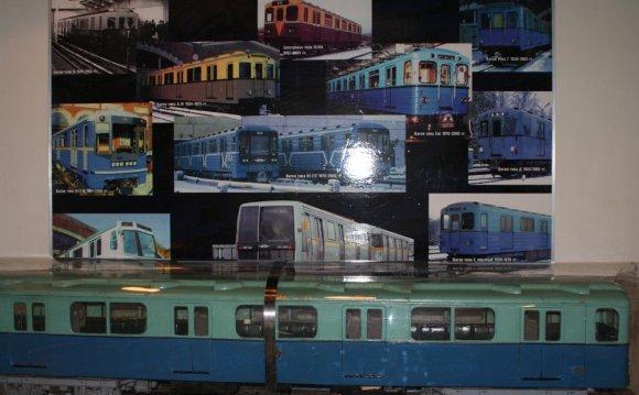 вагоны московского метро
